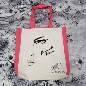 🆕️3/$30🎁The Body Shop Cotton Cloth Bag